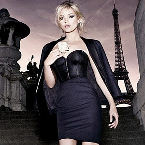 Kate Moss sexes it up for YSL