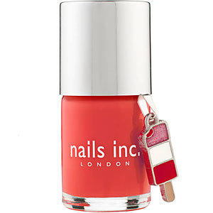 Nails Inc's limited edition Charm Collection