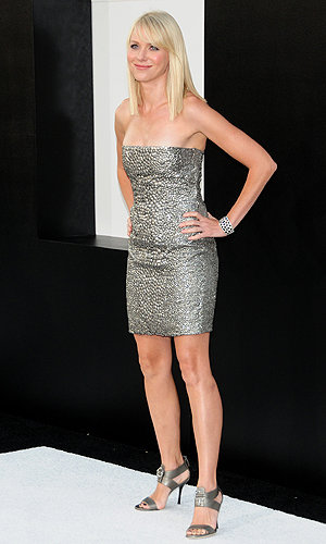 Naomi Watts models for Ann Taylor's A/W collection