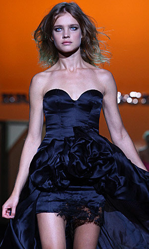 The face of spring/summer 2010: Natalia Vodianova