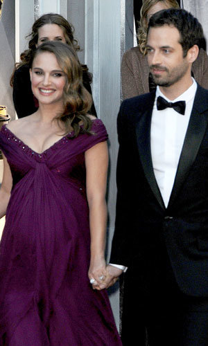 REVEALED: Natalie Portman's baby name!