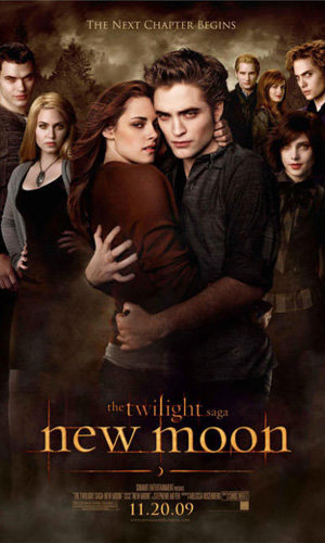 BRAND NEW: Three more New Moon posters have been released