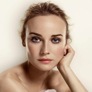 Diane Kruger is the new international spokesperson for L'Oréal