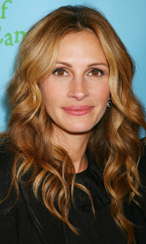 Julia Roberts is named new face of Lancome