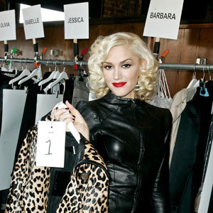Gwen Stefani's L.A.M.B show opens New York Fashion Week