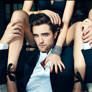 Robert Pattinson's hot Details shoot