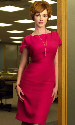InStyle gets the inside scoop on the set of Mad Men