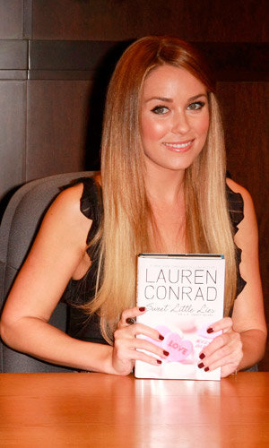 Beauty crush: InStyle loves Lauren Conrad