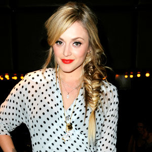 How to get Fearne Cotton's hot spring/summer hair trend