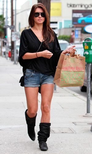 Get those legs out like Audrina Patridge, Miley Cyrus, Nicole Richie, Vanessa Hudgens and Chloe Sevigny