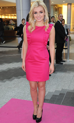 BUY Katherine Jenkins's French Connection dress