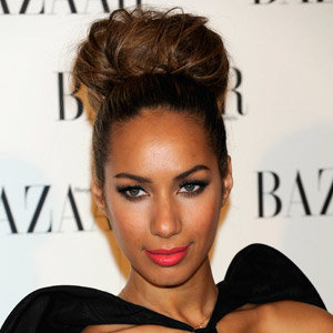 Three parties, three wow beauty looks for Leona Lewis