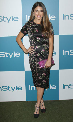 Nikki Reed, Ashley Tisdale & Malin Akerman hit the InStyle US Summer Party!