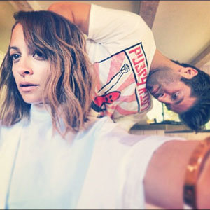 Nicole Richie debuts new short hairstyle