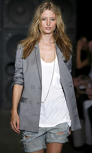 Fashion model joins the cast of Twilight
