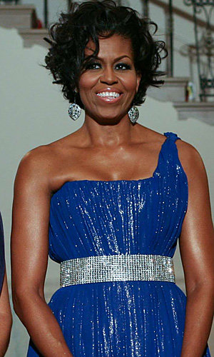 SEE Michelle Obama's new hairstyle!