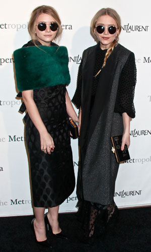 The Olsens, Claire Danes and Claudia Schiffer go all-out glam at Metropolitan Opera Gala premiere
