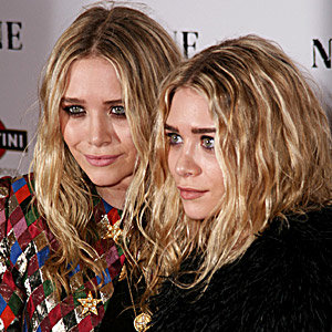 Mary-Kate and Ashley Olsen launch denim line!