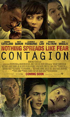 SEE Gwyneth Paltrow, Kate Winslet, Jude Law and Matt Damon in Contagion