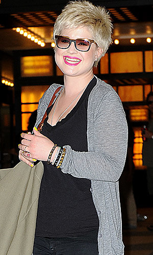Kelly Osbourne set for Dancing With the Stars