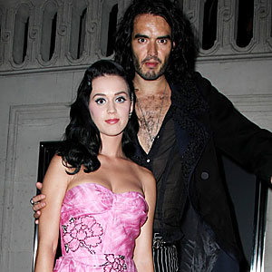 Russell Brand confirms engagement to Katy Perry