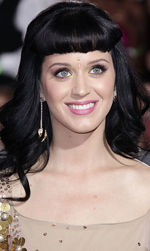 Get the look: Katy Perry's Grammys hairstyle