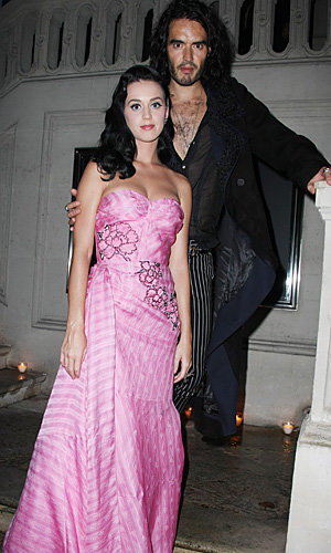 Katy Perry to wear John Galliano wedding dress?