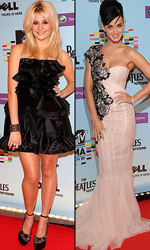 The MTV Europe Music Awards: All the fashion!