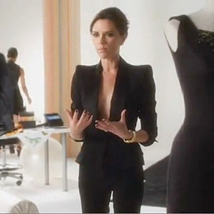 PICS: Victoria Beckham and Eva Longoria's HOT LG advert