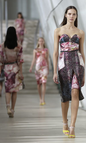 London Fashion Week Spring Summer 2013: Preen, Nicole Farhi & Margaret Howell