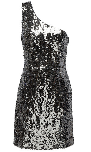 New in store this week: Primark's silver sequin dress and River Island's peacock feather bag