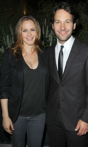 Clueless pair Alicia Silverstone and Paul Rudd reunited at Our Idiot Brother screening!