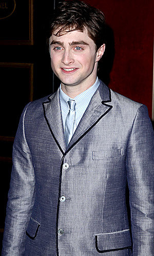Daniel Radcliffe a secret poet?