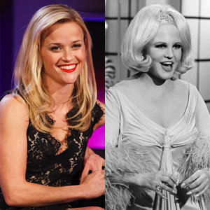 Reese Witherspoon to star as Peggy Lee in musical biopic