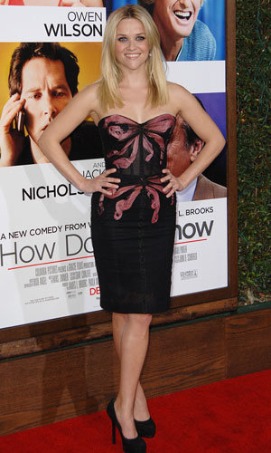 Reese Witherspoon sizzles at premiere of How Do You Know