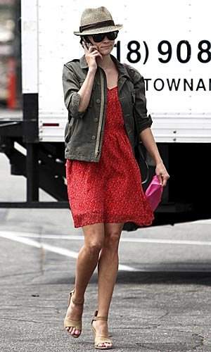 GET: Reese Witherspoon's high street summer dress