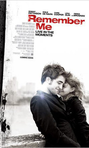 FIRST LOOK: Twilight's Robert Pattinson in Remember Me