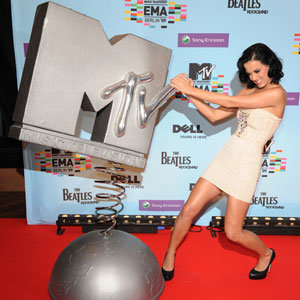 Katy Perry and Lady Gaga tipped to win big at the MTV Europe Music Awards 2010