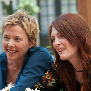 EXCLUSIVE interviews with The Kids Are All Right stars Julianne Moore and Mia Wasikowska
