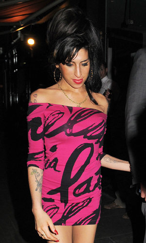 Amy Winehouse for Fred Perry collection to be released...