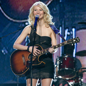 Gwyneth looks to Beyonce for inspiration