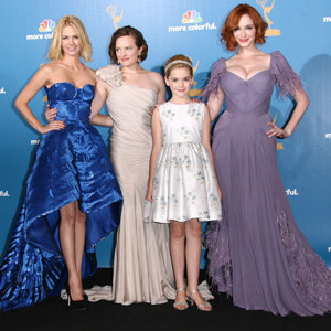Fabulous gowns galore at the Emmys 2010