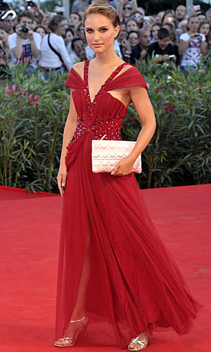 The frocks are out for first Venice Film Festival premieres!