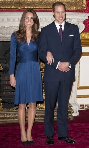 Kate Middleton and Prince William voted most romantic couple