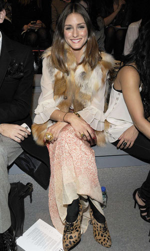 NYFW day 7 boasts a fashionable front row