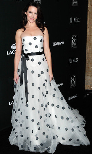 Halle Berry and Demi Moore do full-length glamour at Costume Designers Guild Awards