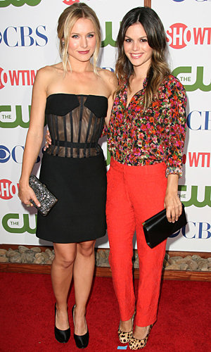 Rachel Bilson, Claire Danes, Kristen Bell hit TV party!