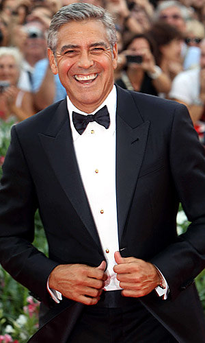 George Clooney and Diane Kruger open the Venice Film Festival in style