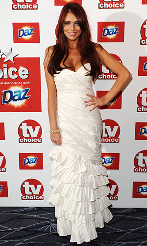 The Only Way is Essex cast glam up for TV Choice Awards