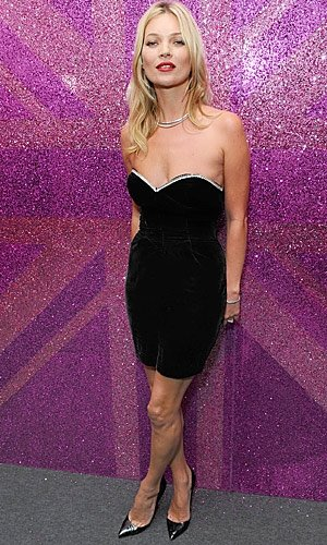 Rimmel celebrates 10 years with Kate Moss in style
